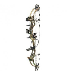 Bear Threat Compound Bow Realtree Xtra