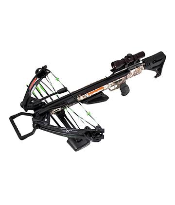Carbon Express PileDriver Crossbow Kit w/ Crank 390FPS