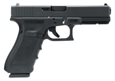 Glock 22 Gen 4 .40 S&W Adjustable Rear Sight