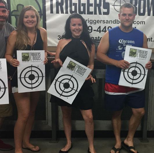 Firearm Range Special Events